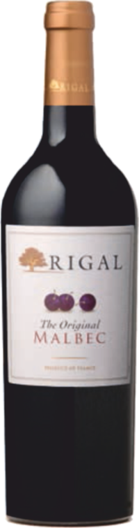 Domaine Rigal 2015 The Original Malbec Frankreich  0,75l