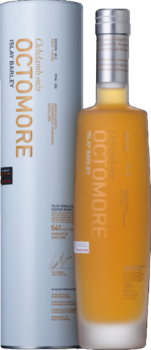 Bruichladdich Octomore 6.3 - 258 PPM Islay Single Malt Whisky 0,7l  verfügbar !!!