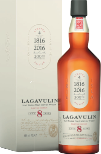 Lagavulin 8 Years Islay Single Malt Scotch Whisky Ltd. Edition  0,7l