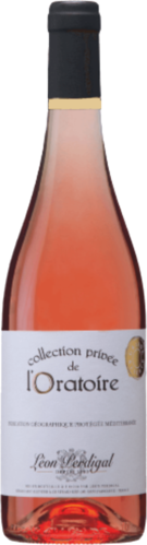 Collection l'Oratoire Rose 2018 Rhone Frankreich 0,75l