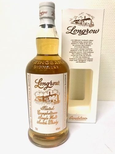 Longrow  Peated Campbeltown Single Malt Whisky 0,7l