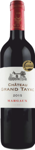 Chateau Grand Tayac 2015 Margaux Bordeaux 0,75l